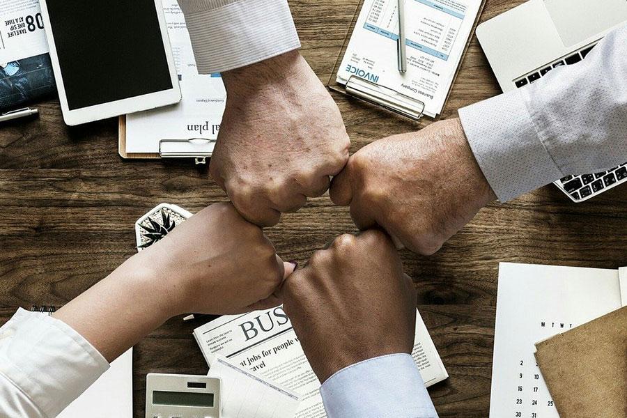 creëren van een positief werkklimaat